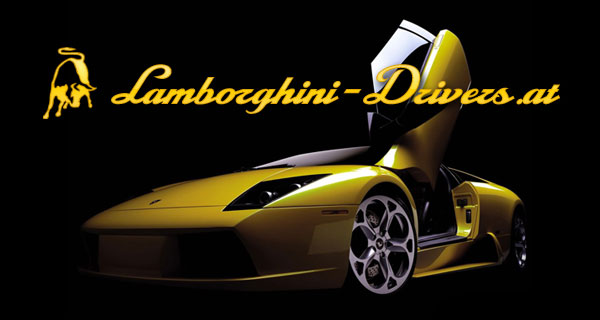 Eingang Lamborghini-Drvers.at der Laborghini Club